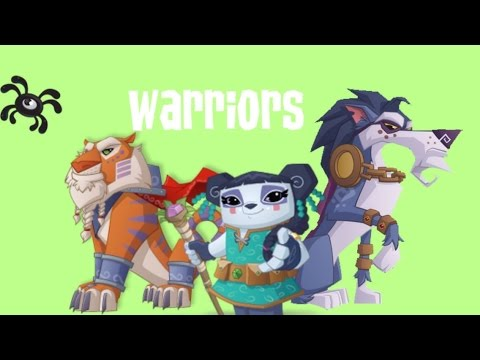 Animal Jam Music Video - Warriors ( Imagine Dragons )