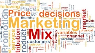 Business English Vocabulary VV 45: Marketing Mix 4 P's (Part 1) - English Vocabulary Lesson