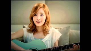 SNSD Taeyeon ACE BED CF Thumbnail