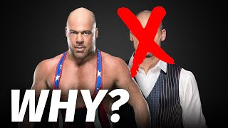 Why Kurt Angle WON'T Face Baron Corbin At WrestleMania 35