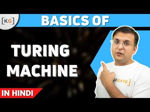 Turing Machine | TOC | THEORY OF COMPUTATION | AUTOMATA | COMPUTER SCIENCE | part-65