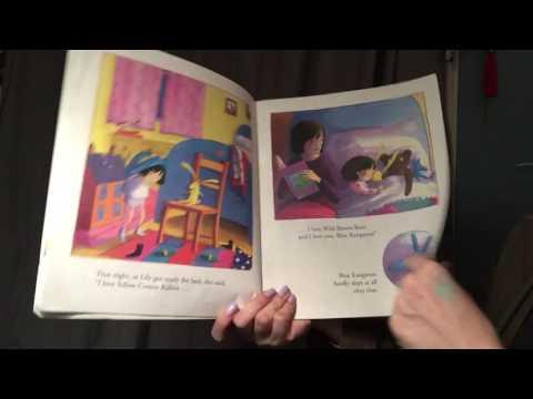 Miss Lily's Reading Pond: I Love You Blue Kangaroo!