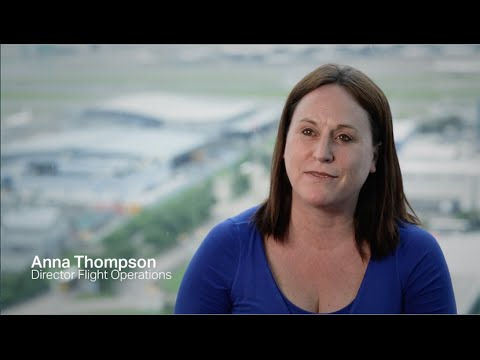 Cathay Pacific Pilots - Anna Thompson Director Flight Operations