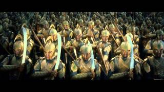 LOTR - Opening Scene (Battle of Dagorlad HD)