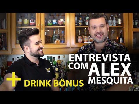 Entrevista com Alex Mesquita + Drink Bônus   DICAS para Carreira do Bartender   Bartender Store