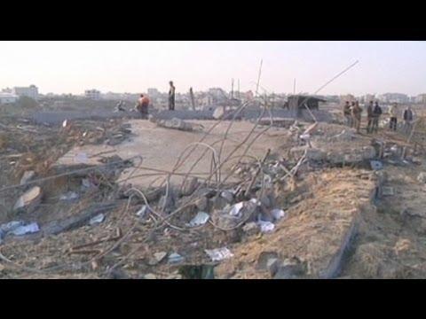 Israeli strike on Gaza kills Hamas policeman - no comment
