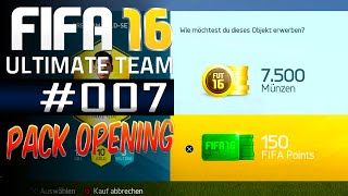 FIFA16: ULTIMATE TEAM ★ Part #007 - 88er ZOM!! | Pack Opening [60FPS] Let