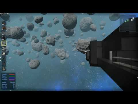Empyrion: Galactic Survival | Alpha 5.x | Freebuild | Industrial Mining Cruiser Ep 02
