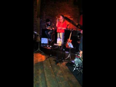 Joy Dragland performs at NYC's Rockwood Music Hall