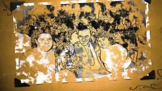 Слайд шоу на годовщину свадьбы родителям г.Днепропетровск от студии МИГ
