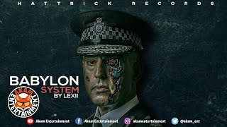 Lexii - Babylon Going Down - March 2019