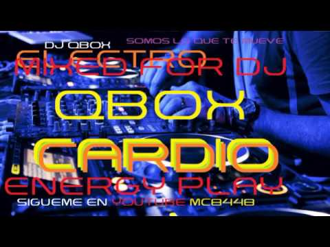 DJ QBOX CARDIO V ELECTRO ENERGY PLAY