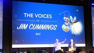 The Voices of Jim Cummings Featuring RAY from The Princess and the Frog Live at D23 Expo 2017