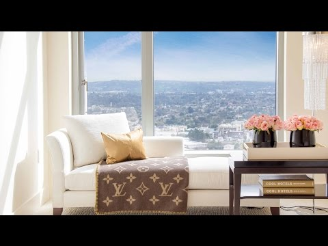 Exclusive Elegant Luxury Penthouse in Los Angeles, CA, USA (by Premier Stagers)