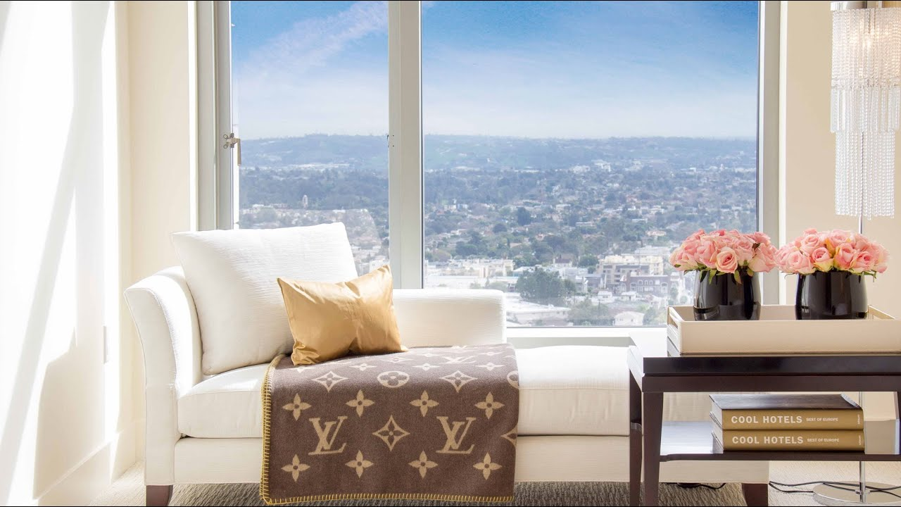 Exclusive elegant luxury penthouse in los angeles ca usa for Penthouses in los angeles