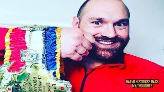 TYSON FURY: WHO SHOULD HE FIGHT NEXT? BELLEW?? PRICE???