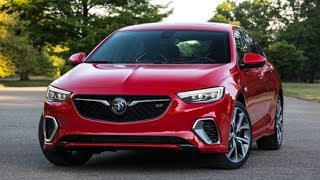 Buick Regal 2018 Car Review