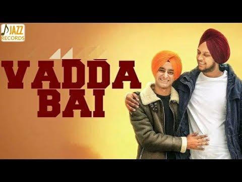 Vadda Bai (Official Song) Gurtaj Ft. Hapee Malhi | Latest Punjabi Song 2018 | Jazz Records