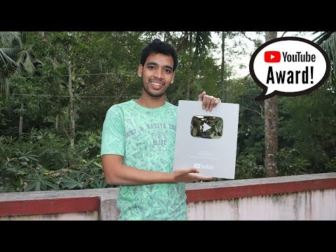 Our 1st Award From YouTube! - Creative Bijoy