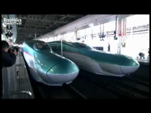 El Hayabusa, el nuevo tren bala japonés