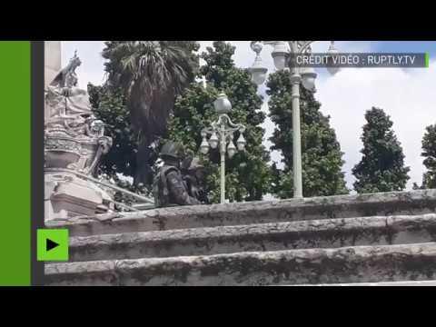 Marseille : la gare Saint-Charles évacuée, un homme interpellé
