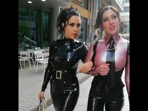 latex fetisch girls