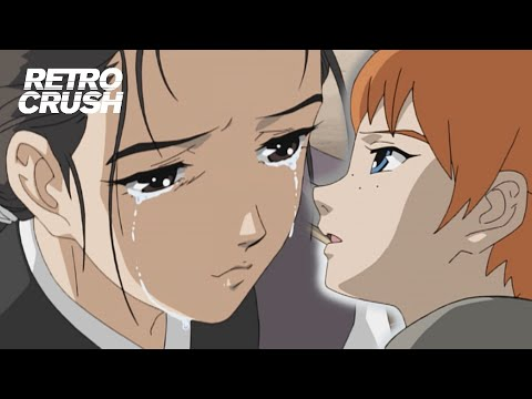 He Doesn't Want Suzu to Cry… but She Couldn't Help It 😭   The Twelve Kingdoms (2002)