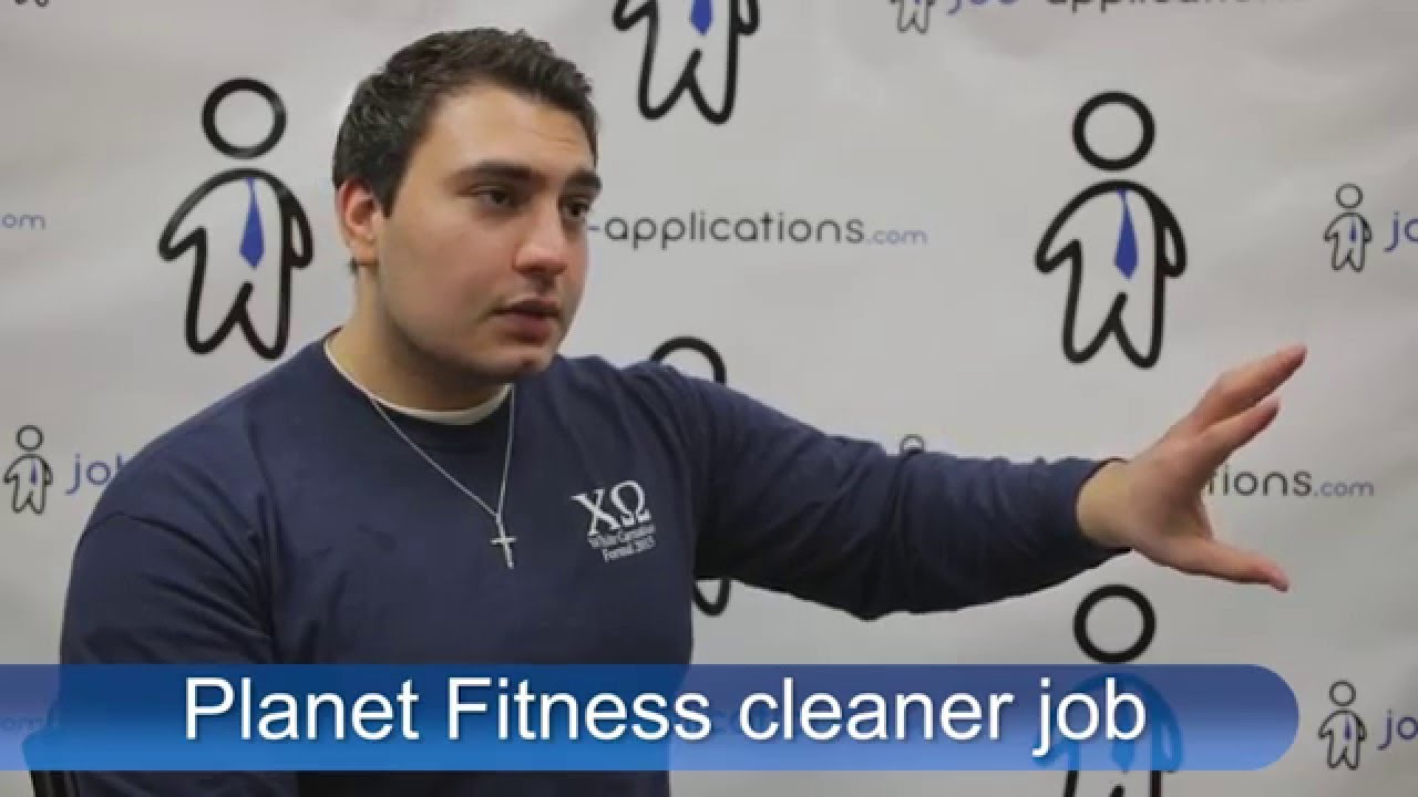 Planet Fitness Interview
