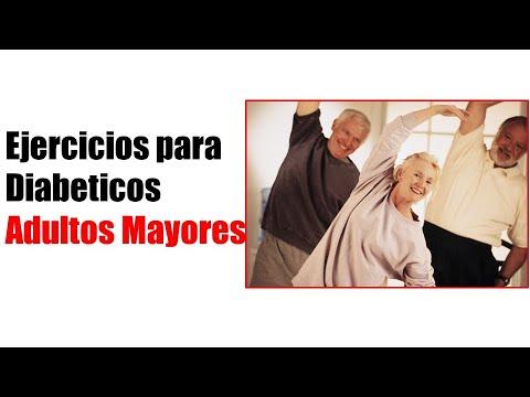 Ejercicios Para Adultos Mayores Con Diabetes | OJO ESTO ES IMPORTANTE!