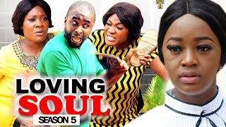 LOVING SOUL SEASON 5 - (New Movie) Mercy Johnson 2019 Latest Nigerian Nollywood Movie Full HD