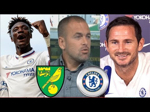 """Norwich City vs Chelsea 2-3 Post Match Analysis & Frank Lampard REACTION """"First EPL WIN for Chelsea"""""""