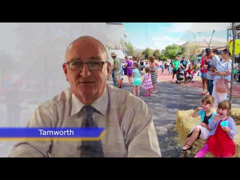 Annual Operational Plan Overview - Tamworth