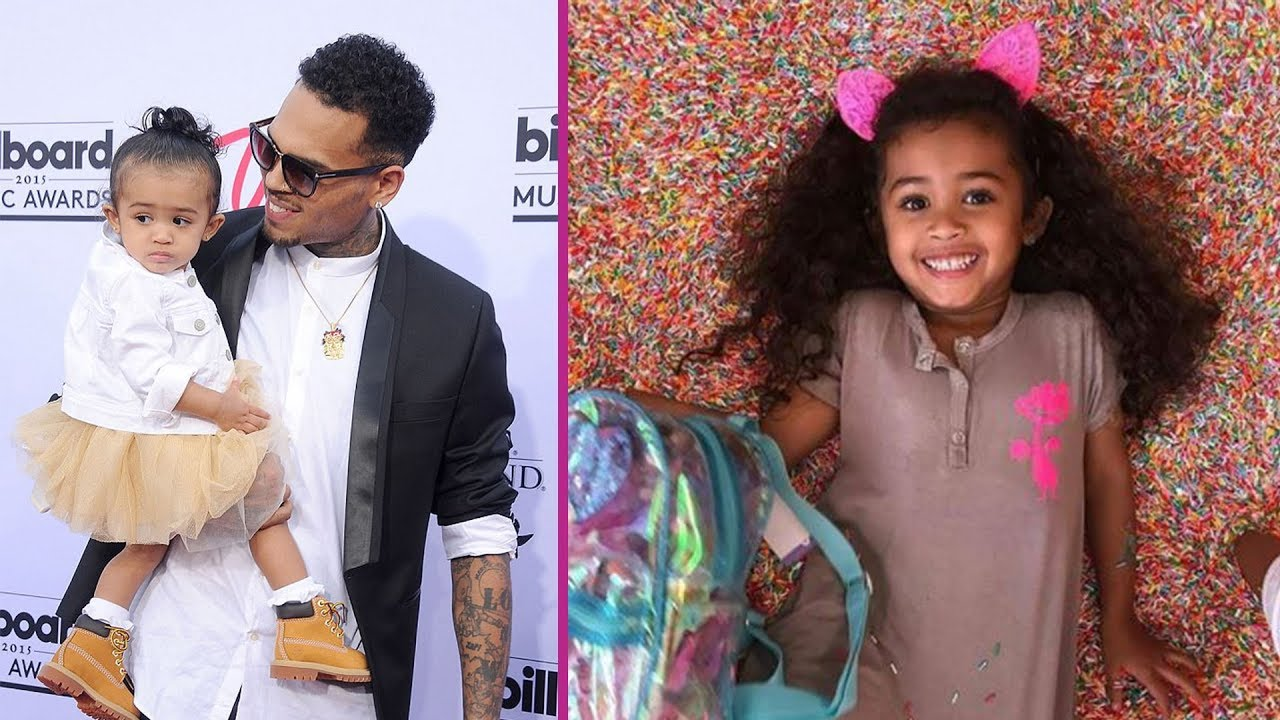 chris brown daughter - 1280×720