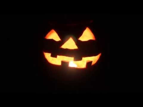 The Jack-o-lantern Song - Happy Halloween!!