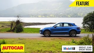 Mobil1 Presents Great Car Great Road | Porsche Macan Turbo | Autocar India