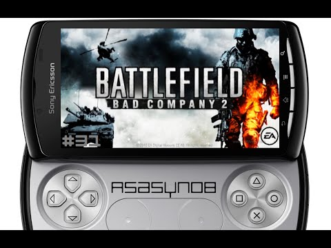 #31 XPERIA PLAY: 10 minut z...Battlefield Bad Company 2