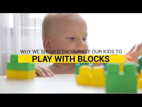 Top 12 benefits of playing with blocks. ( Hint: Blocks make kids smart.)