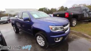 Here's a 2016 Chevrolet Colorado LT - For Sale Review @ Ravenel Ford