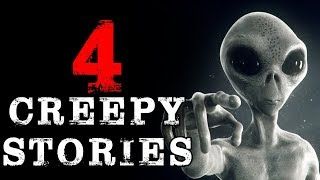 4 CREEPY Stories to Get You Prepped for the Area 51 Raid   Creepy Pasta Storytime