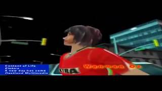 Top Lagu Band Animasi Asal Bandung Indonesia Wanwan & The Elektra - Content Of Life