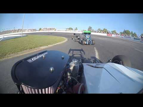 Can Am Midgets @ Sunset Speedway July 8th, 2017 – Heat Race