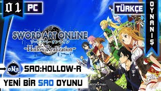 【PC】Sword Art Online: Hollow Realization #1  | İlk Bakış