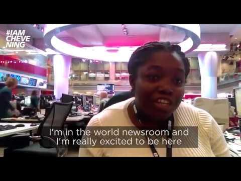 #MyCheveningJourno - Adelaide Arthur vlogs for us from BBC News Online
