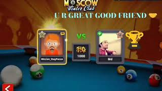 MINICLIP  BALL POOL, MOSCOW COMBINATION TIME (Vid 41.)