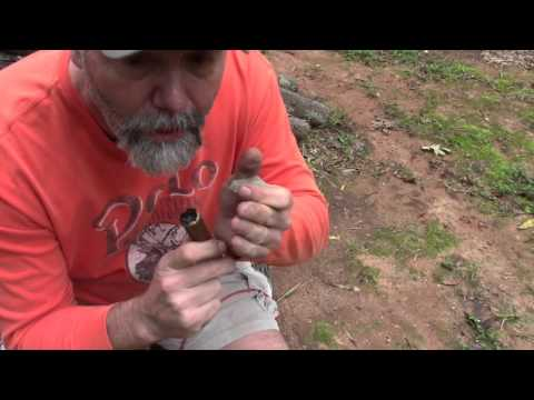 how to make a bow drill set