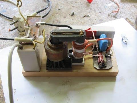 Конструкция одного дня: блокинг-генератор и ТВС-110ПЦ15