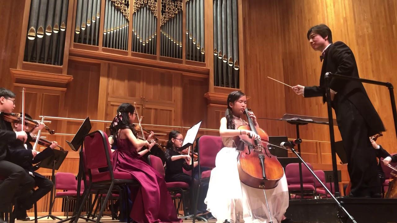 Cello Orchestra Tarantella Op23 William Henry Squire Suzuki Book