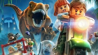 CGR Undertow - LEGO JURASSIC WORLD review for Nintendo 3DS
