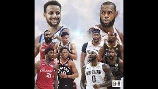 NBA ALLSTAR MIX 2018 Inna - Me Gusta Remix