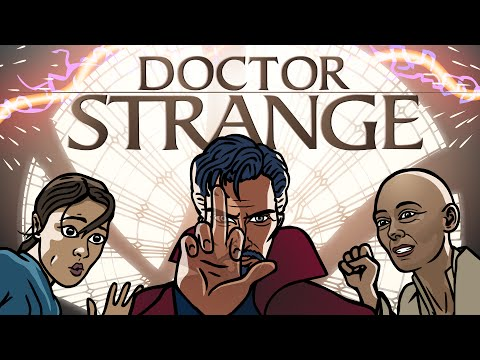 Doctor Strange Trailer Spoof - TOON SANDWICH